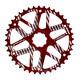 e*thirteen Extended Range Kassett 10-växlad 42T för Shimano röd/vit